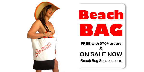 Pastease Beach Bag Special Offer